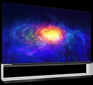 TV LG OLED 88ZX9LA