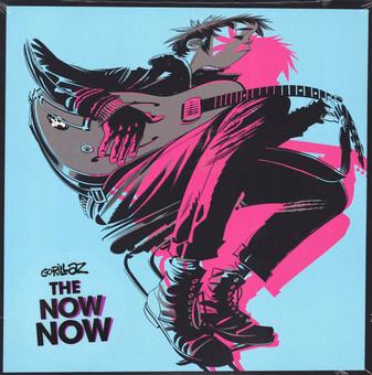 VINIL Universal Records Gorillaz - The Now Now