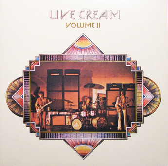VINIL Universal Records Cream - Live Cream Volume II
