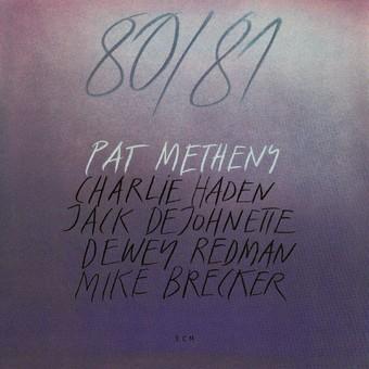 VINIL ECM Records Pat Metheny: 80/81