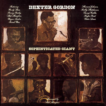 VINIL Universal Records Dexter Gordon - Sophisticated Giant