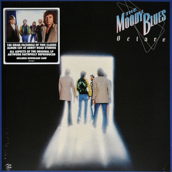 VINIL Universal Records The Moody Blues - Octave