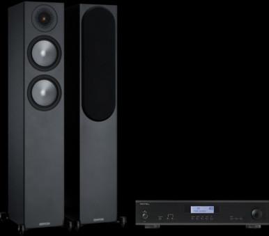 Pachet PROMO Monitor Audio Bronze 200 + Rotel A-11
