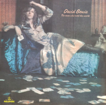 VINIL Universal Records David Bowie - The Man Who Sold The World