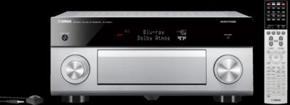 Receiver Yamaha MusicCast RX-A2060