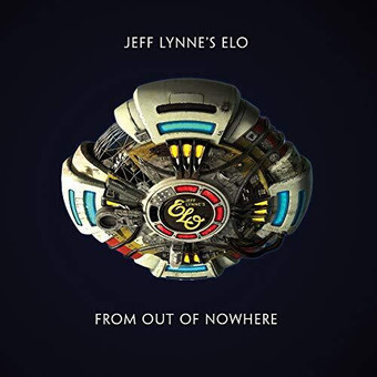 VINIL Universal Records Jeff Lynne's ELO - From Out Of Nowhere
