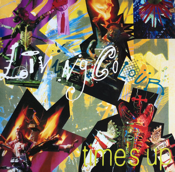 VINIL Universal Records Living Colour - Times Up