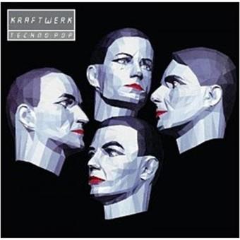VINIL Universal Records Kraftwerk - Techno Pop
