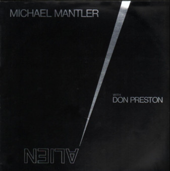 VINIL ECM Records Michael Mantler: Alien