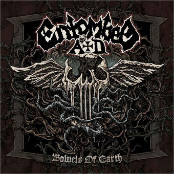 VINIL Universal Records Entombed A.D. - Bowels Of Earth