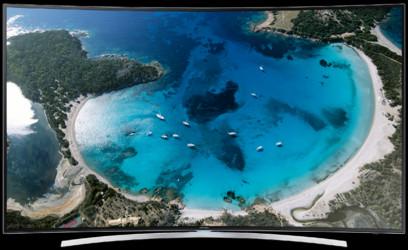 TV Samsung UE-55H8000