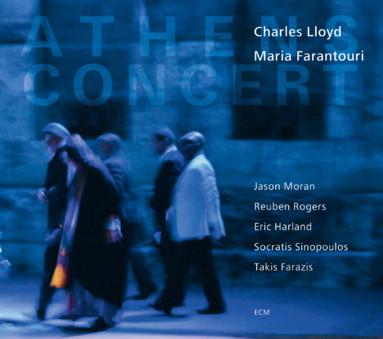 CD ECM Records Charles Lloyd/Maria Farantouri: Athens Concert