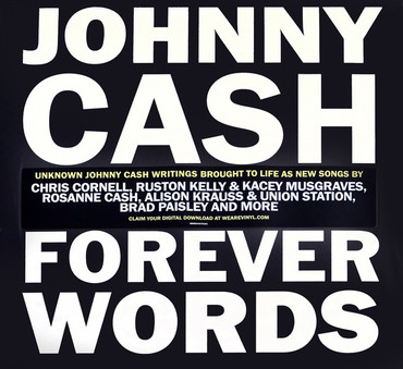 VINIL Universal Records Johnny Cash Forever