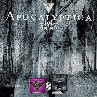 VINIL Universal Records Apocalyptica - Worlds Collide / 7th Symphony