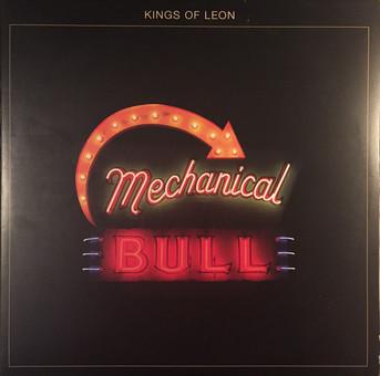 VINIL Universal Records Kings Of Leon - Mechanical Bull