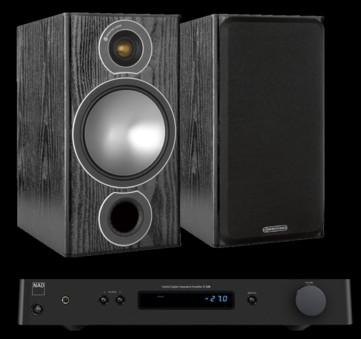 Pachet PROMO Monitor Audio Bronze 2 + NAD C 328