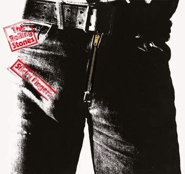 VINIL Universal Records The Rolling Stones - Sticky Fingers