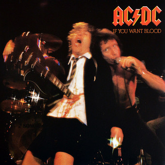 VINIL Universal Records AC/DC - If You Want Blood Youve Got It (180g
