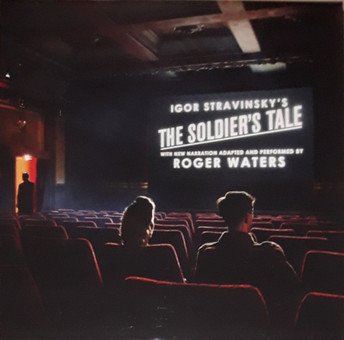 VINIL Universal Records ROGER WATERS - THE SOLDIER'S TALE