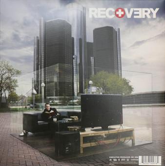 VINIL Universal Records EMINEM - Recovery