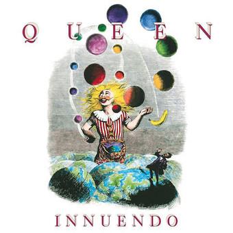 VINIL Universal Records Queen: Innuendo