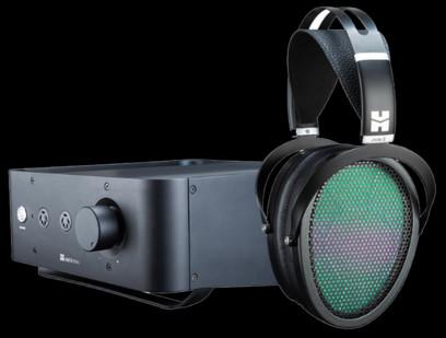 Pachet PROMO HiFiMAN Jade II Electrostatic Headphone and Amplifier