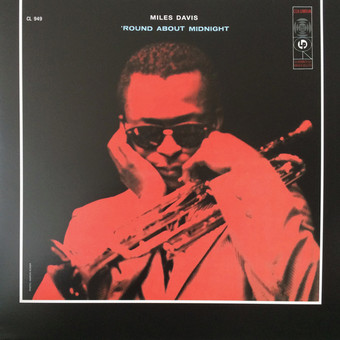 VINIL Universal Records Miles Davis - 'Round About Midnight