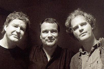CD ECM Records Bobo Stenson Trio: Serenity