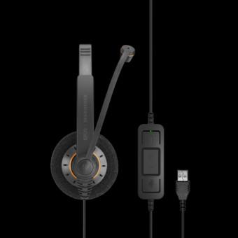 Casti Sennheiser SC 60 USB ML
