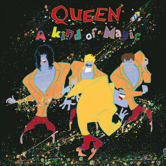 VINIL Universal Records Queen: A Kind Of Magic