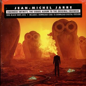 VINIL Universal Records Jean Michel Jarre - Equinoxe Infinity