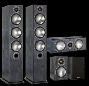 Pachet PROMO Monitor Audio Bronze 6 pachet 5.0