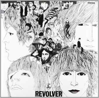 VINIL Universal Records The Beatles - Revolver