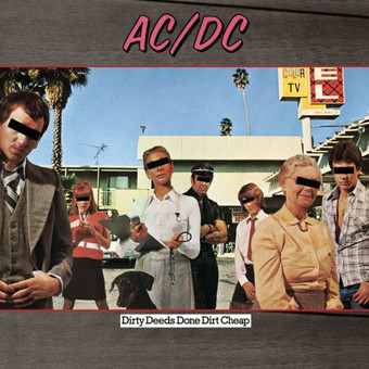 VINIL Universal Records AC/DC - Dirty Deeds Done Dirt Cheap (180g
