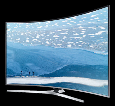 TV Samsung 55KU6672, UHD Curbat, Smart, 138 cm
