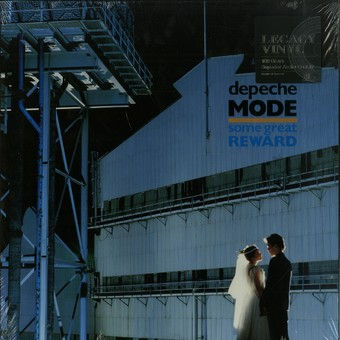 VINIL Universal Records Depeche Mode - Some Great Reward
