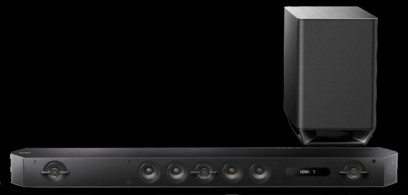 Soundbar Sony HT-ST9, Subwoofer Wireless, Wi-Fi, Bluetooth si NFC, 800 W