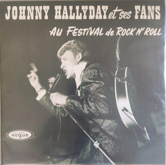 VINIL Universal Records Johnny Hallyday Et Ses Fans Au Festival De Rock'N Roll