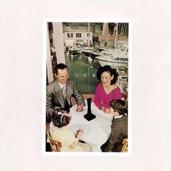 VINIL Universal Records Led Zeppelin - Presence