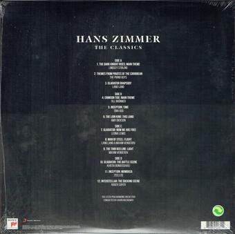 VINIL Universal Records Hans Zimmer - The Classics