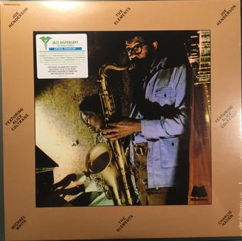 VINIL Universal Records Joe Henderson Featuring Alice Coltrane - The Elements