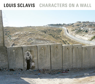 CD ECM Records Louis Sclavis: Characters On A Wall