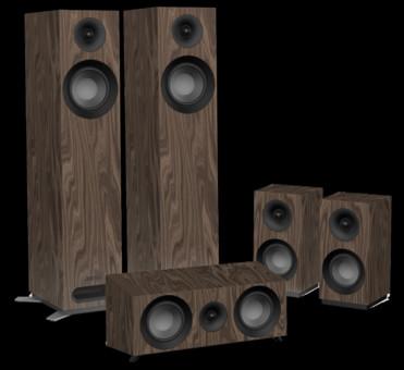 Boxe Jamo S 805 HCS