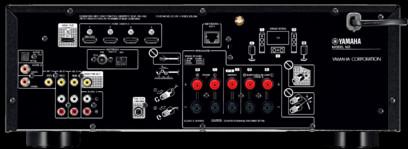 Receiver Yamaha MusicCast RX-V483