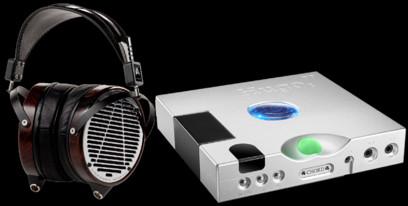 Pachet PROMO Audeze LCD 4 + Chord Electronics Hugo TT 2