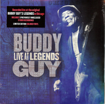 VINIL Universal Records Buddy Guy - Live At Legends