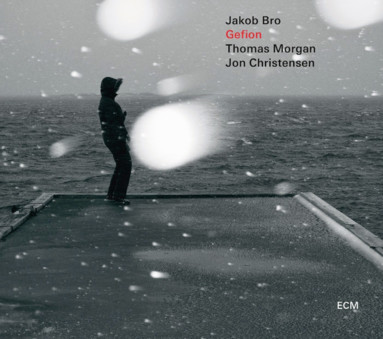CD ECM Records Jakob Bro: Gefion