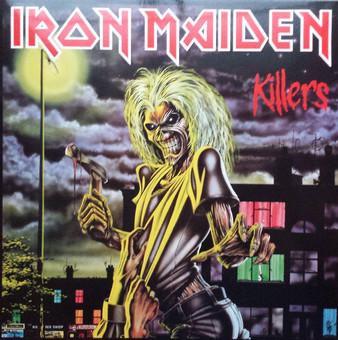 VINIL Universal Records Iron Maiden - Killers