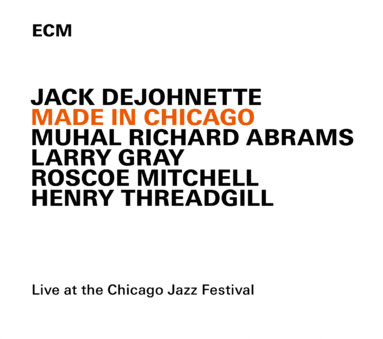 CD ECM Records Jack DeJohnette: Made in Chicago