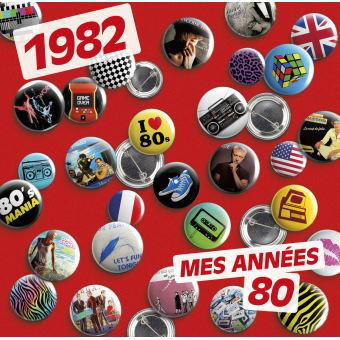 VINIL Universal Records Various Artists - Mes Annees 80: 1982